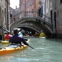 Morske kajaky v Benatkach